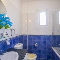 Отель Protaras Villa Mandali 19 ванная