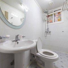 Отель Sinseoldong Station Residence Южная Корея, Сеул - отзывы, цены и фото номеров - забронировать отель Sinseoldong Station Residence онлайн ванная