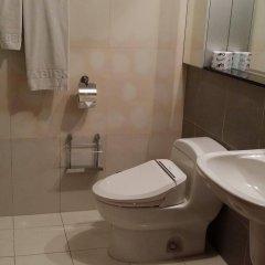 Отель Vabien Suite 1 Serviced Residence Южная Корея, Сеул - отзывы, цены и фото номеров - забронировать отель Vabien Suite 1 Serviced Residence онлайн ванная фото 2