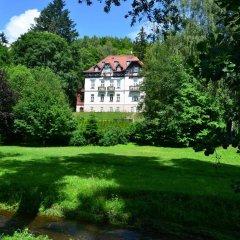 Отель Sant Georg Garni Чехия, Марианске-Лазне - отзывы, цены и фото номеров - забронировать отель Sant Georg Garni онлайн фото 4