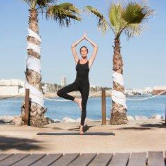 Amàre Beach Hotel Marbella фитнесс-зал