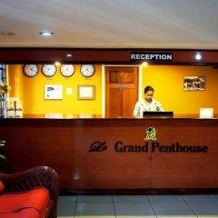 Отель Le Grand Penthouse Hotel Гайана, Джорджтаун - отзывы, цены и фото номеров - забронировать отель Le Grand Penthouse Hotel онлайн интерьер отеля