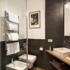 Отель The Independent Suites Италия, Рим - отзывы, цены и фото номеров - забронировать отель The Independent Suites онлайн ванная фото 2