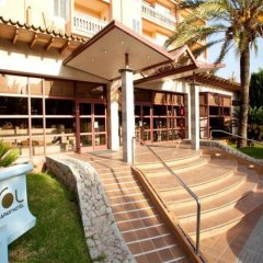 Отель Aparthotel Cabau Aquasol Испания, Пальманова - 1 отзыв об отеле, цены и фото номеров - забронировать отель Aparthotel Cabau Aquasol онлайн фото 2