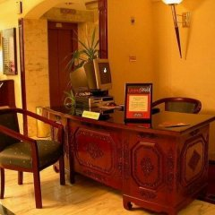 Отель Ocean Hotel Иордания, Амман - отзывы, цены и фото номеров - забронировать отель Ocean Hotel онлайн интерьер отеля фото 3