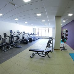 Отель Голден Пэлэс Резорт енд Спа Цахкадзор фитнесс-зал фото 2