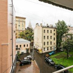 Апартаменты Apartment Nice Smolenskiy Bulvar 6-8 парковка
