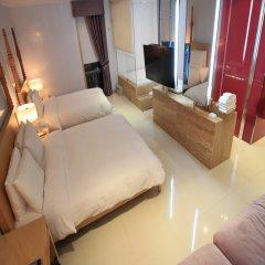 Grammos Hotel комната для гостей фото 2