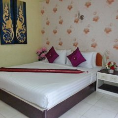 Thai City Palace Hotel комната для гостей