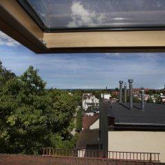 Апартаменты RJ Apartments Westerplatte Сопот балкон