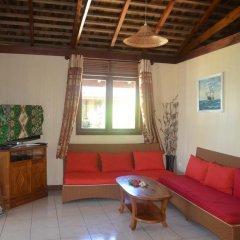 Отель Moorea Golf Lodge Французская Полинезия, Папеэте - отзывы, цены и фото номеров - забронировать отель Moorea Golf Lodge онлайн комната для гостей фото 2