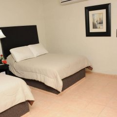 Hotel Marlon in Chetumal, Mexico from 39$, photos, reviews - zenhotels.com guestroom