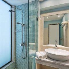 Отель Makarios Греция, Остров Санторини - отзывы, цены и фото номеров - забронировать отель Makarios онлайн ванная фото 2