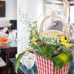 Отель Halong Silversea Cruise питание
