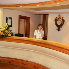 Saint Patrick's Hotel интерьер отеля фото 2
