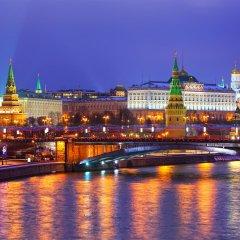 Апартаменты InnDays Apartments Kurskaya Москва пляж