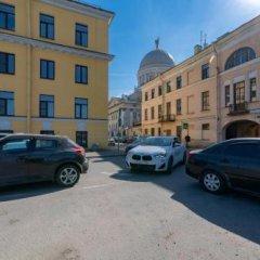 Гостиница ColorSpb Riverside Aparthotel парковка