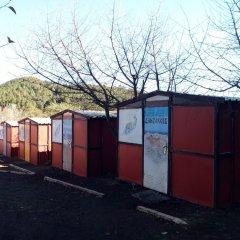 Campamento Quimpi Hostel Ла-Матанса-де-Асентехо парковка
