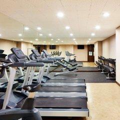 Отель Four Points By Sheraton Seoul, Namsan фитнесс-зал фото 2