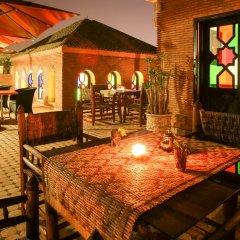 Отель Riad & Spa Ksar Saad Марокко, Марракеш - отзывы, цены и фото номеров - забронировать отель Riad & Spa Ksar Saad онлайн питание фото 3