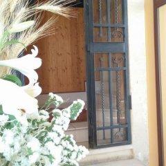 Отель B&B Borgo Pace Лечче балкон