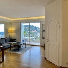Отель Le Voilier - Sea View Франция, Виллефранш-сюр-Мер - отзывы, цены и фото номеров - забронировать отель Le Voilier - Sea View онлайн комната для гостей фото 3