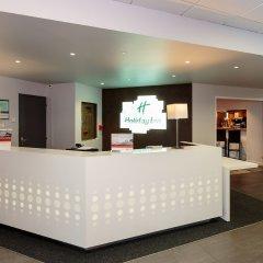 Отель Holiday Inn Clermont-Ferrand Centre Франция, Клермон-Ферран - отзывы, цены и фото номеров - забронировать отель Holiday Inn Clermont-Ferrand Centre онлайн интерьер отеля