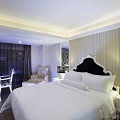 Отель Sun Flower Hotel and Residence Китай, Шэньчжэнь - отзывы, цены и фото номеров - забронировать отель Sun Flower Hotel and Residence онлайн комната для гостей фото 2