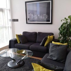 Отель Herald Apartment Великобритания, Глазго - отзывы, цены и фото номеров - забронировать отель Herald Apartment онлайн комната для гостей
