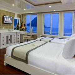 Отель Signature Halong Cruise комната для гостей фото 2