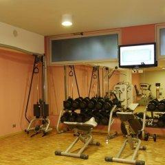 Garda Sporting Club Hotel фитнесс-зал