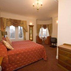 Отель Old Waverley Hotel Великобритания, Эдинбург - отзывы, цены и фото номеров - забронировать отель Old Waverley Hotel онлайн удобства в номере фото 2
