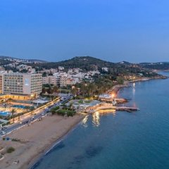 Отель Divani Apollon Suites пляж фото 2
