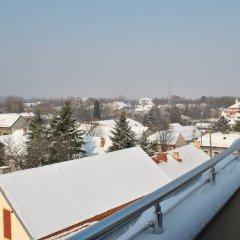 Отель Residence Сербия, Белград - отзывы, цены и фото номеров - забронировать отель Residence онлайн балкон