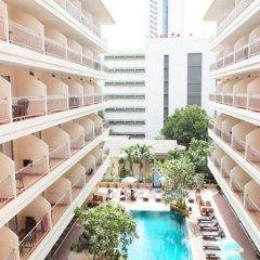 Отель Nida Rooms Pattaya Sky Paradise