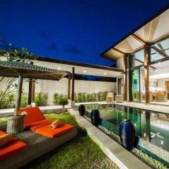 Отель Villa Prai Panah бассейн
