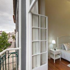 Отель Casa Ateneu Португалия, Понта-Делгада - отзывы, цены и фото номеров - забронировать отель Casa Ateneu онлайн балкон