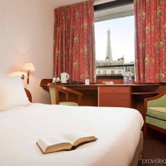 Отель Mercure Paris Tour Eiffel Grenelle Париж комната для гостей фото 4