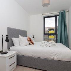 Отель 2 Bedroom Flat With Free Wifi комната для гостей фото 3