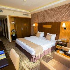 Fortune Plaza Hotel комната для гостей фото 10