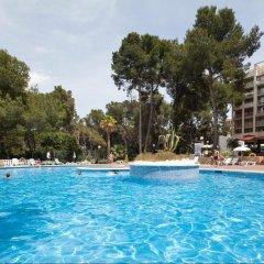 Отель Best Mediterraneo Испания, Салоу - 5 отзывов об отеле, цены и фото номеров - забронировать отель Best Mediterraneo онлайн бассейн фото 2