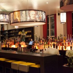 Отель Plus Berlin гостиничный бар