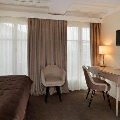 Отель Hôtel Madeleine Plaza удобства в номере