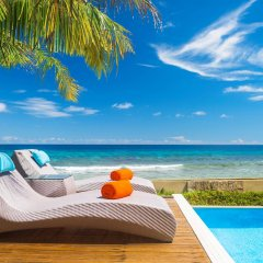 Отель Sheraton Maldives Full Moon Resort & Spa Мальдивы, Остров Фуранафуши - отзывы, цены и фото номеров - забронировать отель Sheraton Maldives Full Moon Resort & Spa онлайн бассейн фото 3