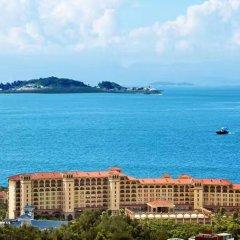 Отель Xiamen Royal Victoria Hotel Китай, Сямынь - отзывы, цены и фото номеров - забронировать отель Xiamen Royal Victoria Hotel онлайн пляж