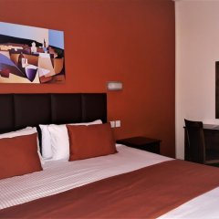 Downtown Hotel комната для гостей фото 5
