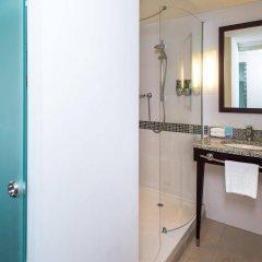 Отель Hampton by Hilton Liverpool City Center Великобритания, Ливерпуль - отзывы, цены и фото номеров - забронировать отель Hampton by Hilton Liverpool City Center онлайн ванная