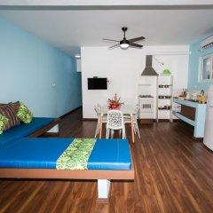 Отель Blue West Villas фитнесс-зал