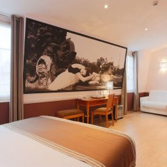 Отель Hôtel Atelier Vavin комната для гостей фото 3