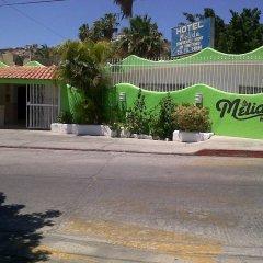 Hotel Melida пляж фото 2